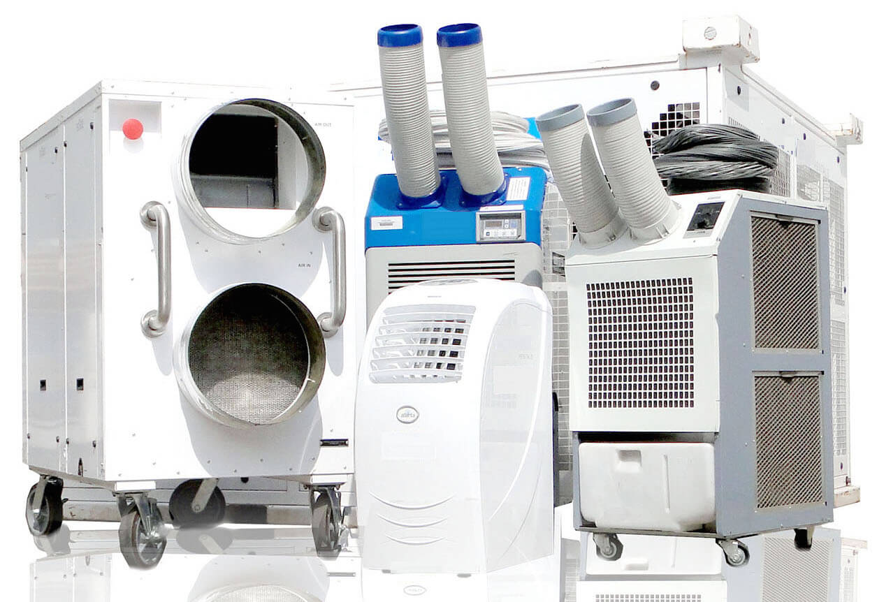 Portable Air Conditioner Rentals Onsite Hvac Rentals
