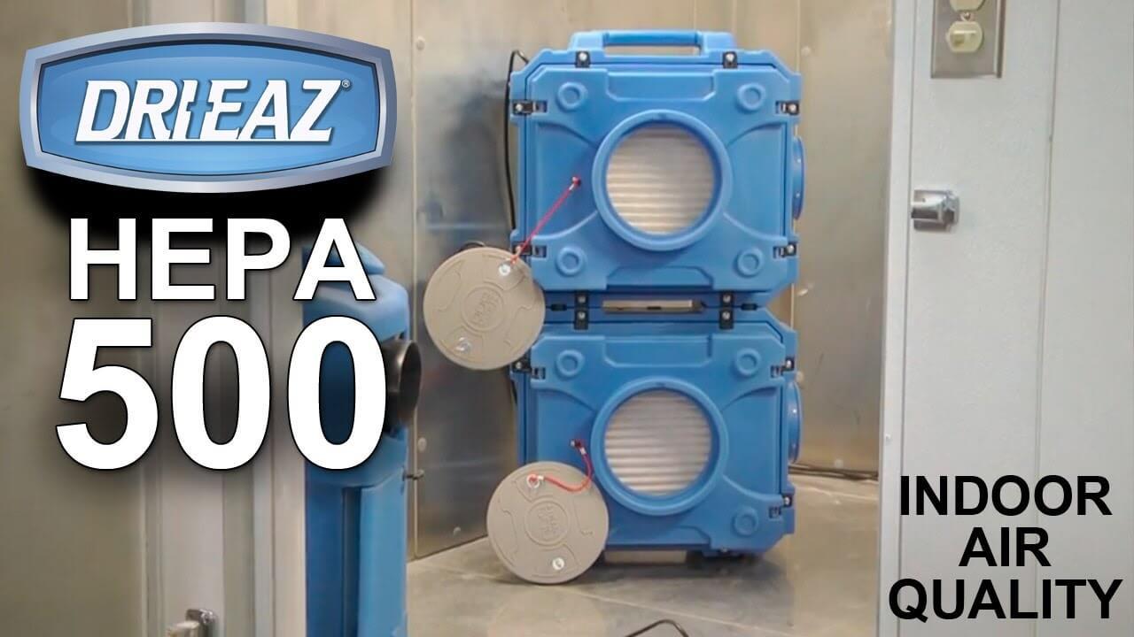 Portable Air Scrubber Rentals Onsite Hvac Rentals