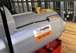 Construction Heater Rentals