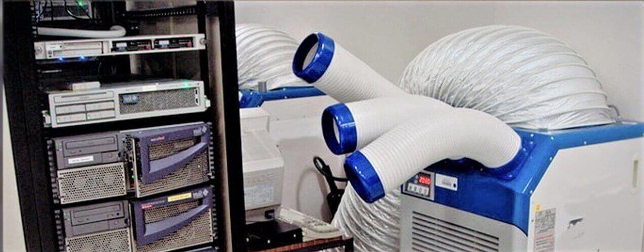 Data Center Cooling - OnSite HVAC Rentals