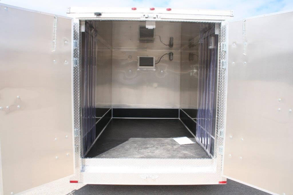 Refrigerated Trailer & Mobile Cold Box Rental - OnSite HVAC Rentals
